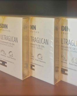 Pack ISDIN Flavo C Ultraglican – 3 cajas de 10 ampollas
